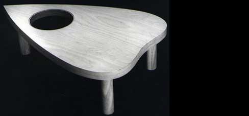 Roy Mars Modern Furniture Design - Ouija coffee table